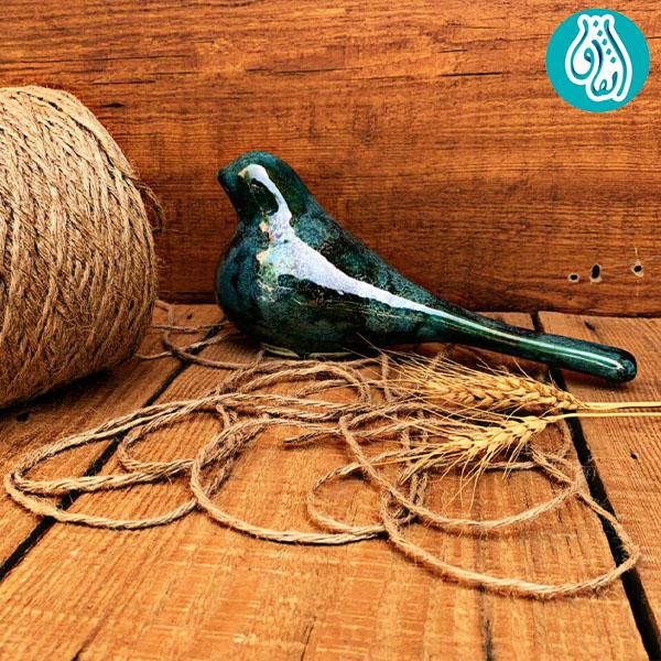 پرنده بزرگ سفال