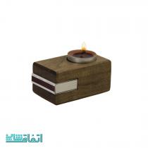 جاشمعی چوبی کبریت دار 4