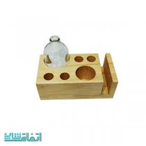 جاقلمی چوبی سفید